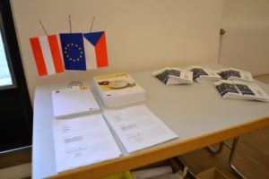 RECOM CZ-AT Workshops und Projektwerkstätten