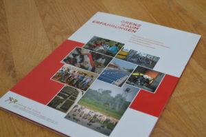 Broschüre Grenzraumerfahrung mecca