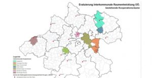 Evaluierung interkommunale Raumentwicklung Oberösterreich