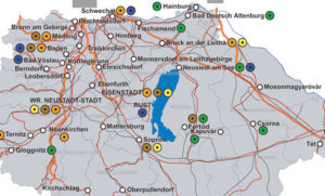 Citynet - Network of MicroRegional Centres in the Austrian-Hungarian Border Region
