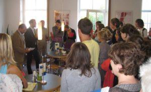 Menschen in Centrope - Ausstellung in Bruck an der Leitha