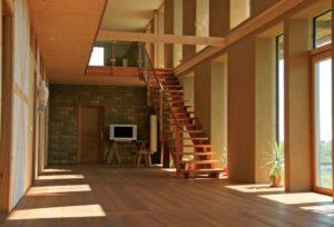Lehm Passivhaus